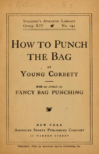 How to punch the bag